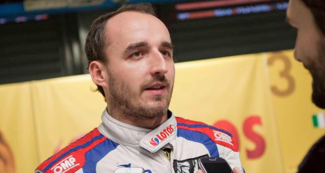 Robert Kubica Formula 1