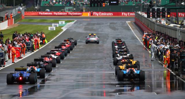 British Grand Prix, Silverstone Formula 1