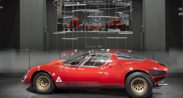Alfa Romeo 33 Stradale: una mostra temporanea è stata realizzata nel museo 'La Macchina del Tempo' di Arese per festeggiare i primi 50 anni di un mito.