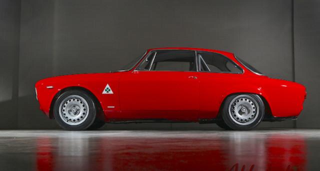Alfa Giulia GT