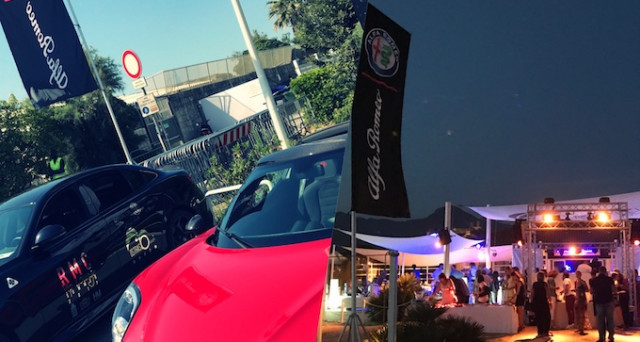 Alfa Romeo Summer Activities
