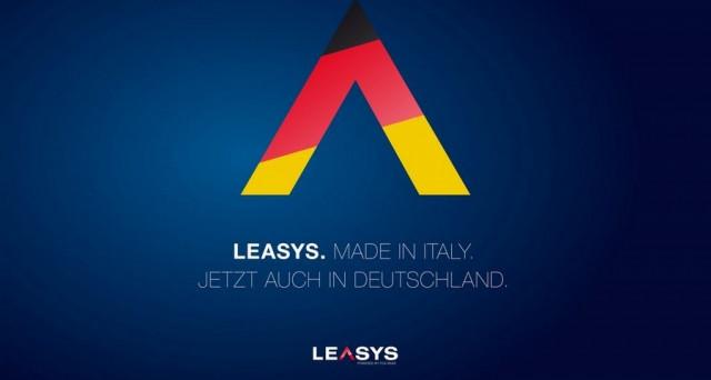 Leasys sbarca finalmente anche in Germania, lo ha annunciato Fiat Chrysler Automobiles che punta forte sul suo brand per i noleggi a lungo termine