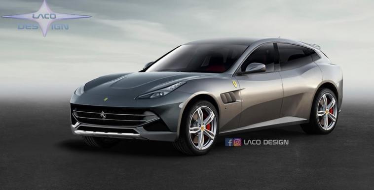 Ferrari Suv: ecco l'ultima ipotesi che arriva dal web - Motori e Auto - Investireoggi.it