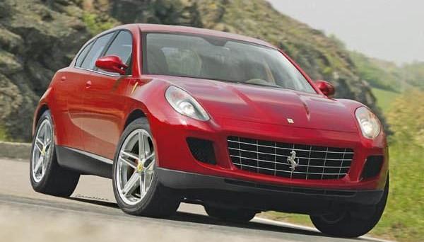 Ferrari Suv: sul web si moltiplicano i rendering che provano ad immaginare come sarà questo modello che verrà confermato agli inizi del 2018.
