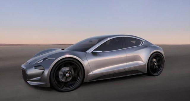 Fisker EMotion: la rivale di lusso di Tesla, sarà presentata in occasione della prossima edizione del CES di Las Vegas a gennaio 2018.