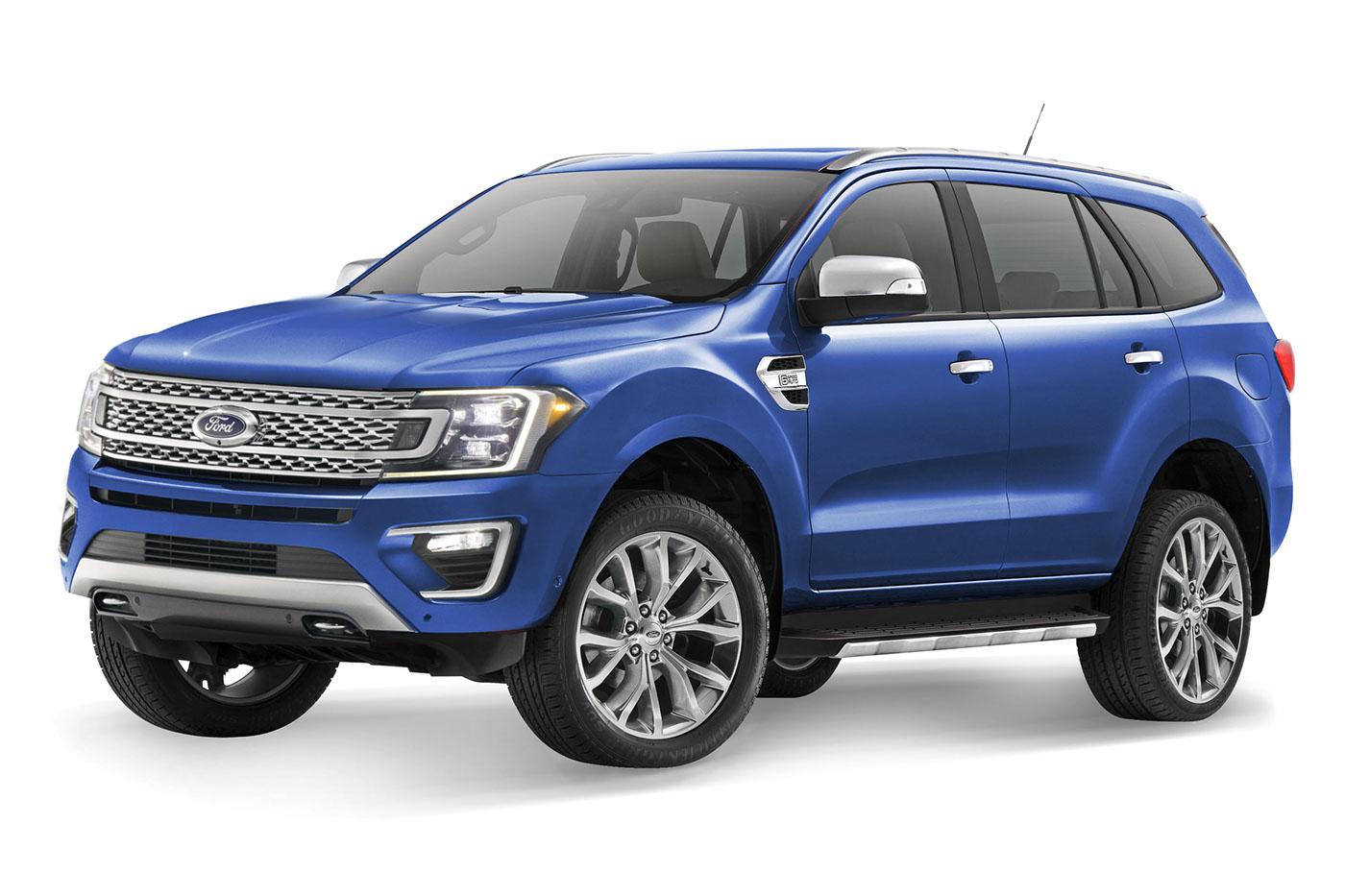 2017 Ford Bronco >> Ford Bronco 2020: l'ultima ipotesi dal web - Motori e Auto ...