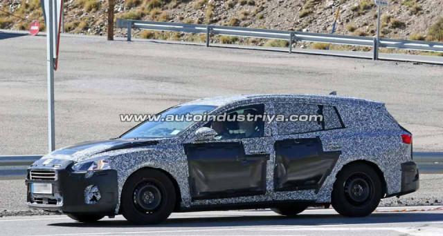 Ford Focus Wagon 2018