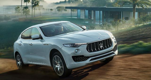 Maserati Levante arriva finalmente anche nell'importante mercato dell'India, è stato infatti ufficializzato il suo arrivo a Mumbai.