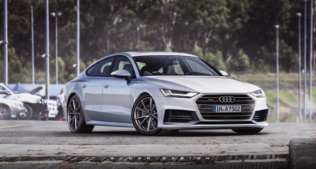 Nuova Audi A7 Sportback: ecco il rendering di un designer cinese che prova ad immaginare come sarà la nuova vettura della casa di Ingolstadt.