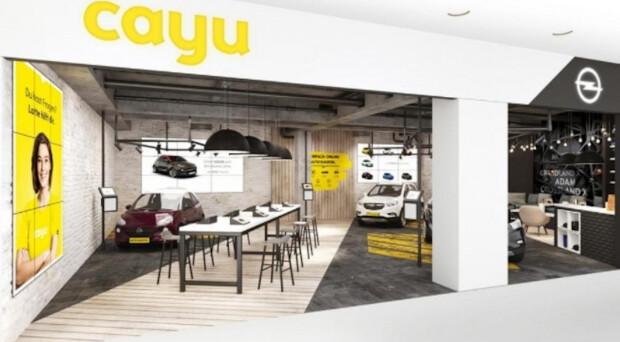 Opel Cayu