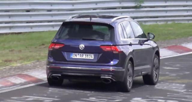 Volkswagen Tiguan R 2018