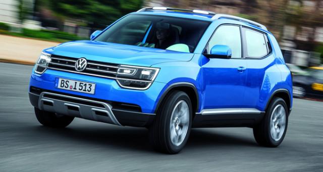 Volkswagen Up! Suv