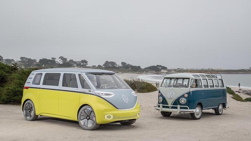 Volkswagen Bulli: ufficiale il suo ritorno nel 2022, sarà al 100% elettrico - Motori e Auto - Investireoggi.it