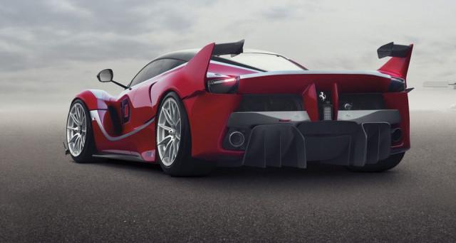 Ferrari FXX K3 Evoluzione