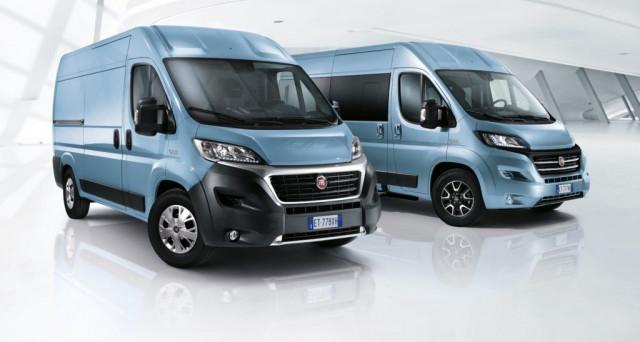 Fiat Ducato a metano viene proposto nelle versioni da 35 e 40 tonnellate in promozione con sconto di 4 mila euro per piccole e medie imprese