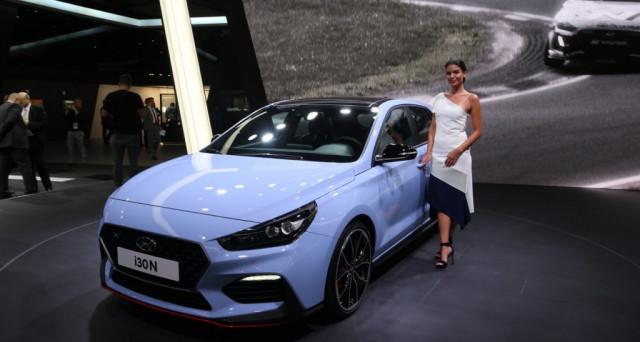 Hyundai i30 N: finalmente in mostra al Salone dell'auto di Francoforte la nuova versione sportiva della celebre vettura della casa Sud Coreana