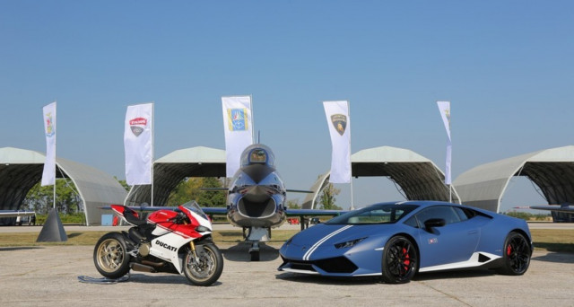 Lamborghini e Ducati