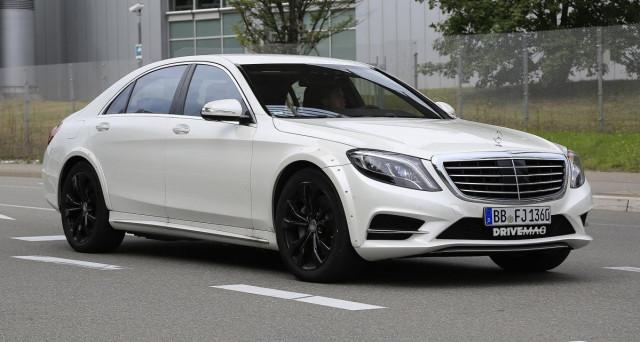 Prossimamente uscirà la settima generazione della Mercedes Classe S