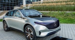 Mercedes EQ C 1