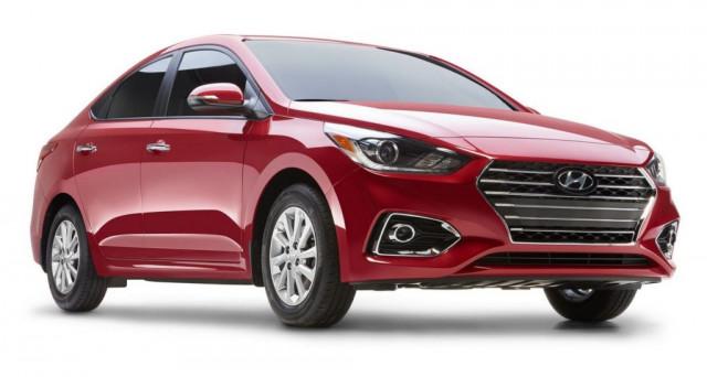 Nuova Hyundai Accent 2018