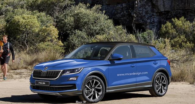 Skoda Polar: dovrebbe essere questo il nome del nuovo Suv di segmento B della casa automobilistica ceca che fa parte di Volkswagen