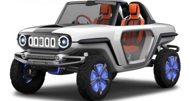 Suzuki e-Survivor: il nuovo fuoristrada concept elettrico di Suzuki sarà svelato al Salone dell'auto di Tokyo nel prossimo mese di ottobre.