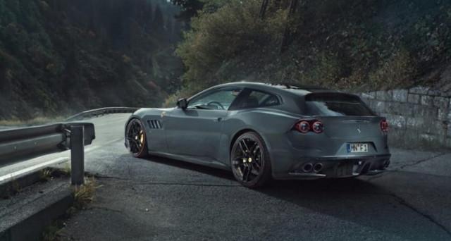 Ferrari GTC4 Lusso Novitec