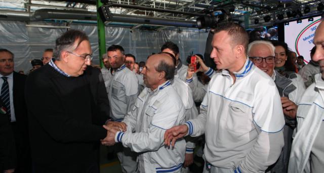 Fiat Chrysler Termoli: 35 lavoratori interinali saranno assunti nello stabilimento di FCA, dove la produzione del nuovo motore V6 va a gonfie vele.