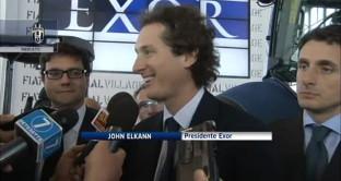 John Elkann Fiat Chrysler