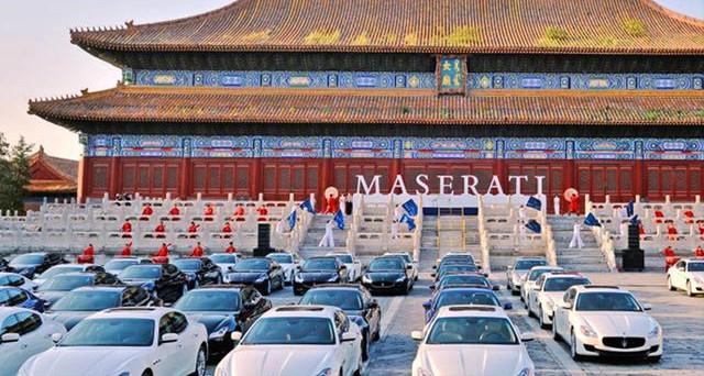 Maserati in Cina nei primi 9 mesi dell'anno ha visto aumentare le sue vendite del 47 per cento rispetto allo scorso anno passando da 7.132 a 10.479 consegne.
