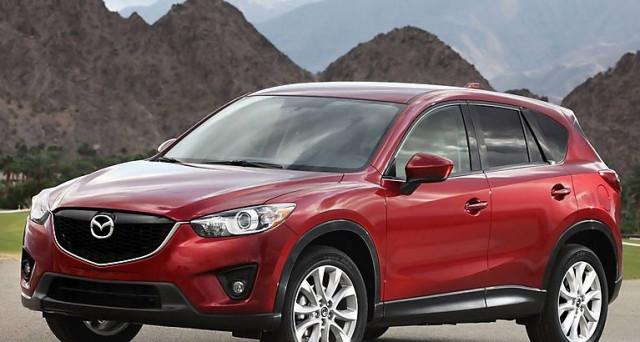Mazda CX-5: la produzione del nuovo suv della casa automobilistica nipponica ha preso il via in Giappone nello stabilimento di Hofu.