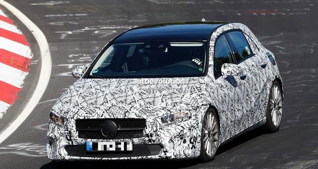 Mercedes Classe A quarta generazione