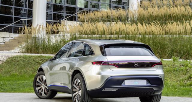 Mercedes: nei prossimi anni arriveranno 10 nuovi modelli totalmente elettrici che modificheranno completamente la gamma del brand di Stoccarda.