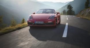 Porsche 718 Cayman e Boxster GTS