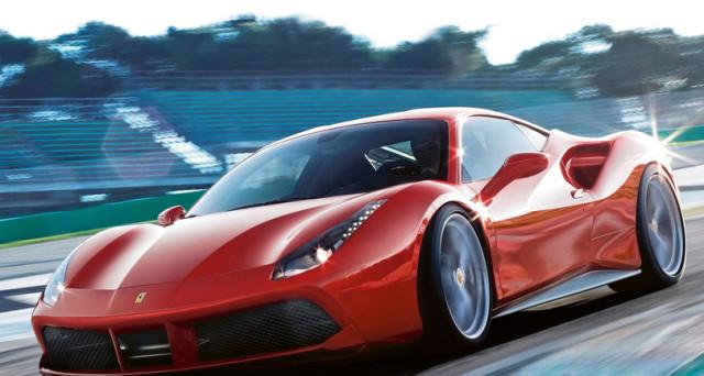 Ferrari 488 GTO