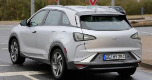 Hyundai suv idrogeno