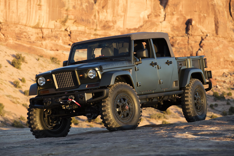 Jeep Scrambler: il brand americano progetta il soft-top ...
