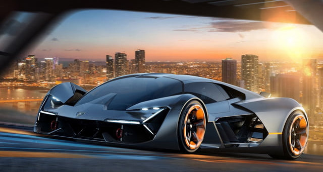 Lamborghini lavora insieme al Massachussetts Institute of Technology per la realizzazione di una futura vettura super sportiva a zero emissioni