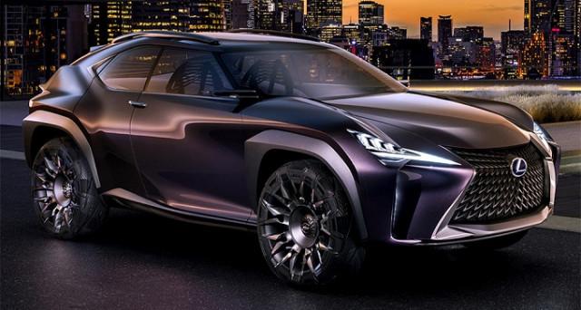 Lexus B-Suv