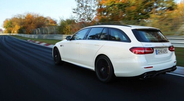 Mercedes-AMG E63 S Station Wagon