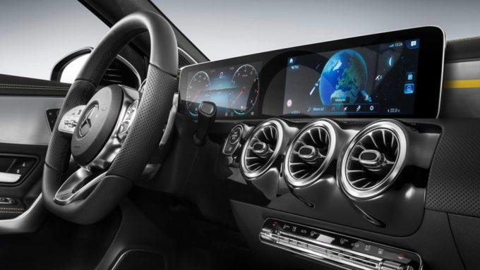 Nuova Mercedes Classe A: ecco come saranno gli interni - Motori e Auto - Investireoggi.it