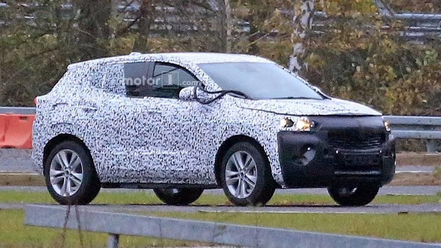 Opel Mokka X 2019: ecco le prime foto spia - Motori e Auto ...