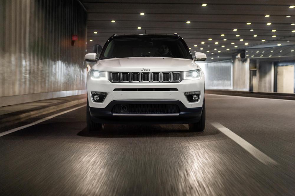 Jeep Compass Limited Winter: Arriva L'edizione Limitata