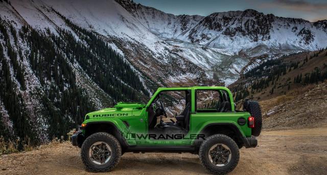 Jeep Wrangler 2018: ecco il presunto elenco di colori che caratterizzeranno il nuovo fuoristrada che verrà presentato a fine mese al Los Angeles Auto Show.