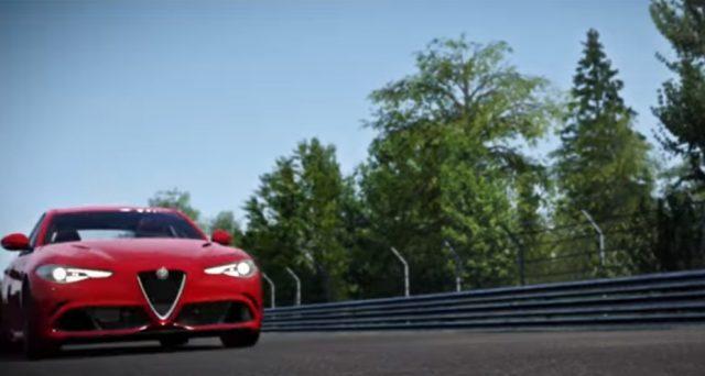 Alfa Romeo Giulia Quadrifoglio Assetto Corsa