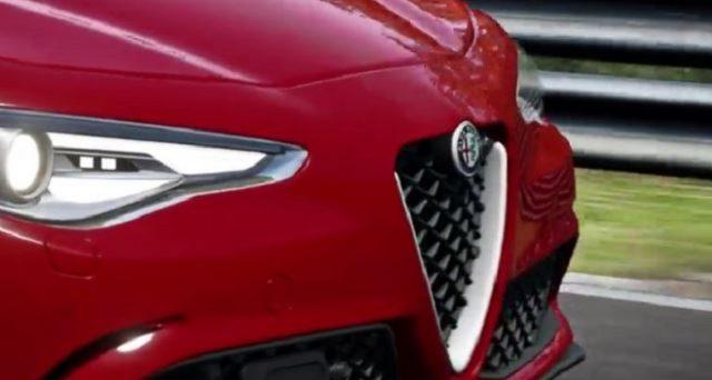 Alfa Romeo Giulia Quadrifoglio protagonista anche del videogioco Assetto Corsa, la top di gamma della berlina del Biscione è stata da poco inserita