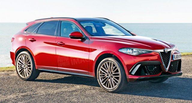 Alfa Romeo Grande Suv: secondo Autoexpress sarà uno dei prossimi modelli ad arrivare nella gamma del Biscione e il primo ad adottare motori ibridi