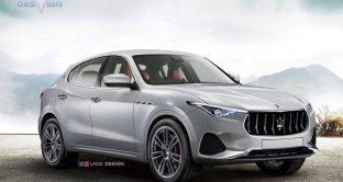Maserati Ponente