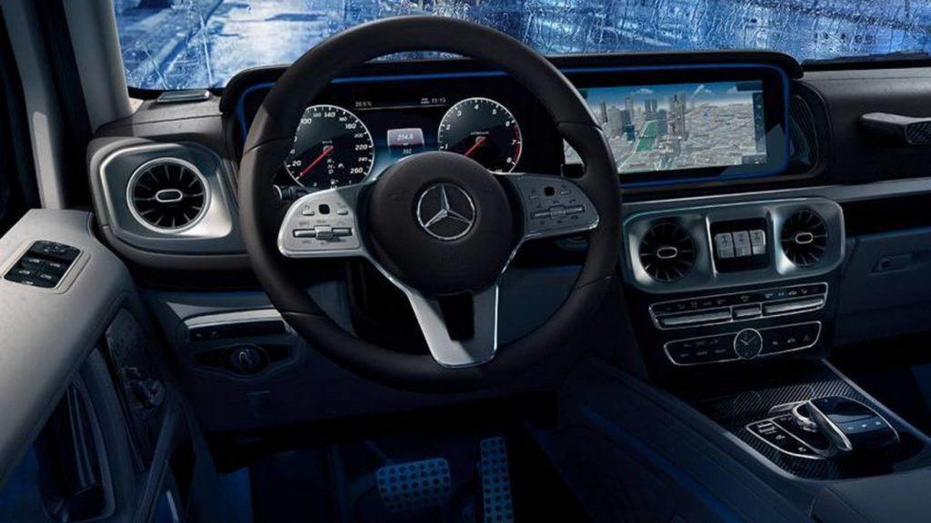 Nuova Mercedes Classe G Ecco Il Video Teaser Che Mostra