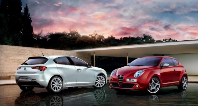 alfa romeo giulietta e mito le offerte di gennaio 2018 motori e auto. Black Bedroom Furniture Sets. Home Design Ideas